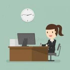 Busco empleo de secretaria