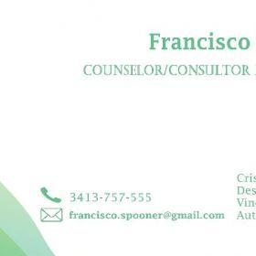 Consultor psicológico/counselor