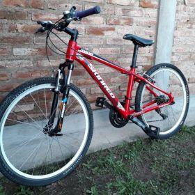 Vendo bicicleta Skinred