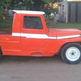 Vendo o permuto Jeep