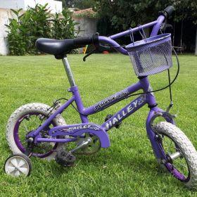 Vendo bicicleta rodado 12 usada