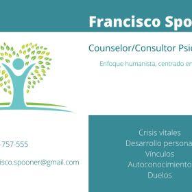 Consultor Psicológico Humanista. Espacio de ayuda y acompañamiento profesional