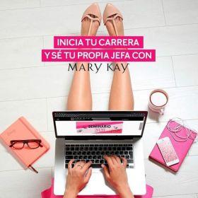 Mary Kay: venta de productos y limpiezas de cutis. Queres ser parte?