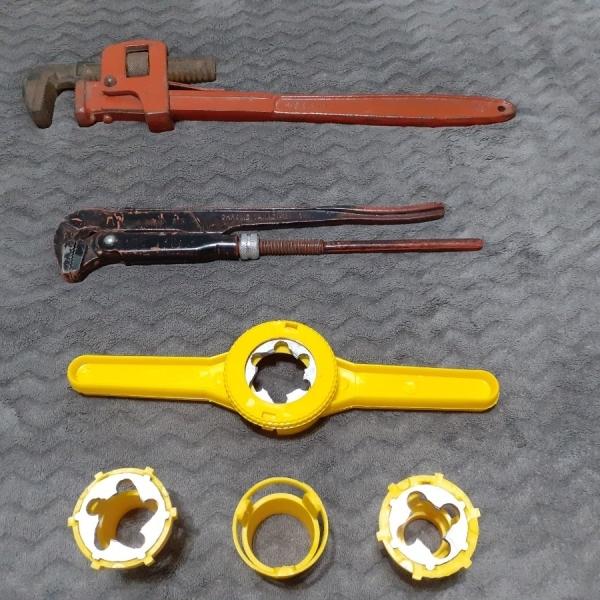 Vendo herramientas usadas.