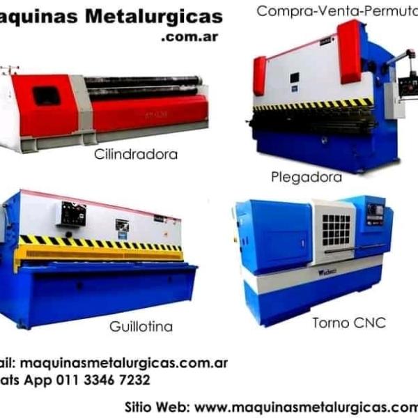 Maquinaria Metalurgicas