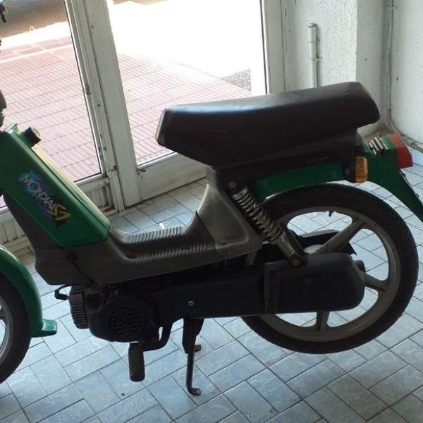 vendo motocicleta