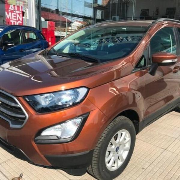 Nueva Ford EcoSport SE 1.5 0km! Entrega inmediata tasa 0%