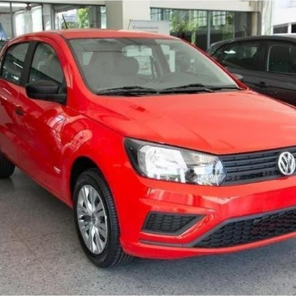 VW gol trend 5p mt trendline 0km! Adjudicado plan