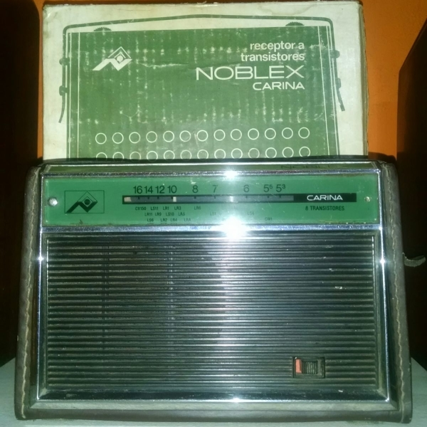 2 radios antiguas