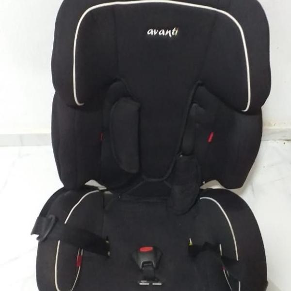 Vendo sillas de auto para niño