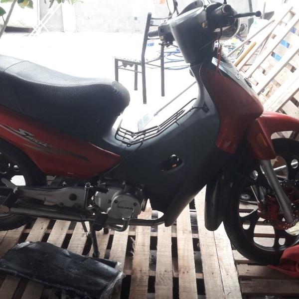 Vendo moto 110 gilera 2015