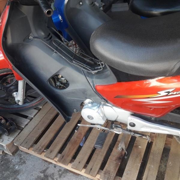 Vendo moto 2015