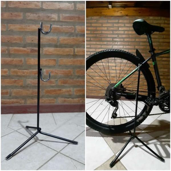 Vendo soporte para bicicletas