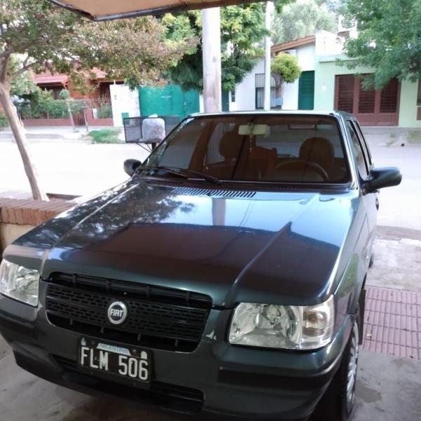 Vendo Fiat Uno base 2006 - Excelente estado!!