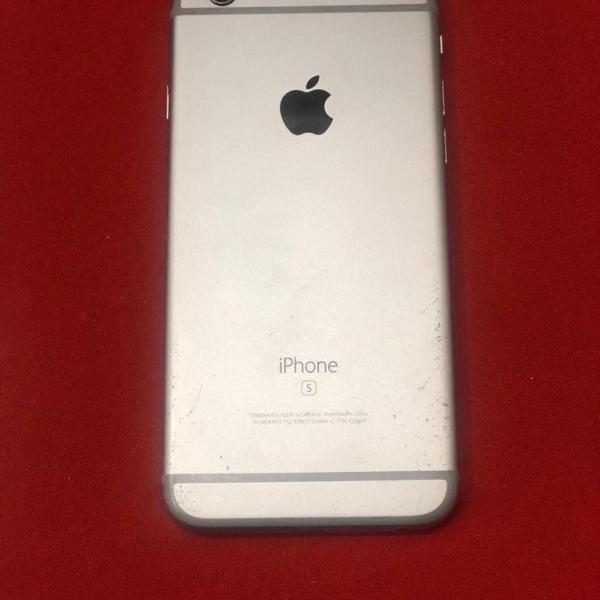 Vendo iPhone 6s 16gb, batería %1000