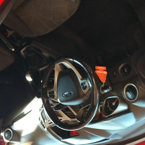 Ford Fiesta Kinetic 2013 full