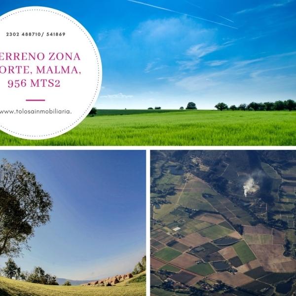 Terreno, Zona Norte, Malma, General Pico, L.P.