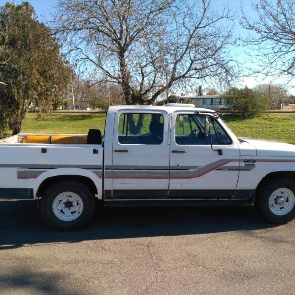 Chevrolet  mod 92 doble cabina