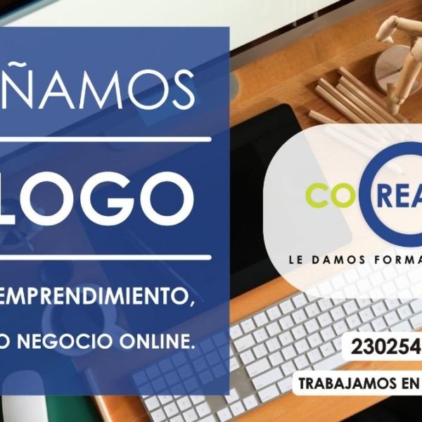 Diseño de LOGOS, tarjetas digitales para vender tu inmueble o publicitar tus servicios