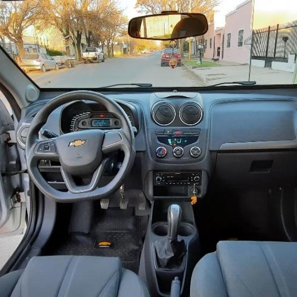 Vendo Chevrolet Agile 2013, LT, impecable!!