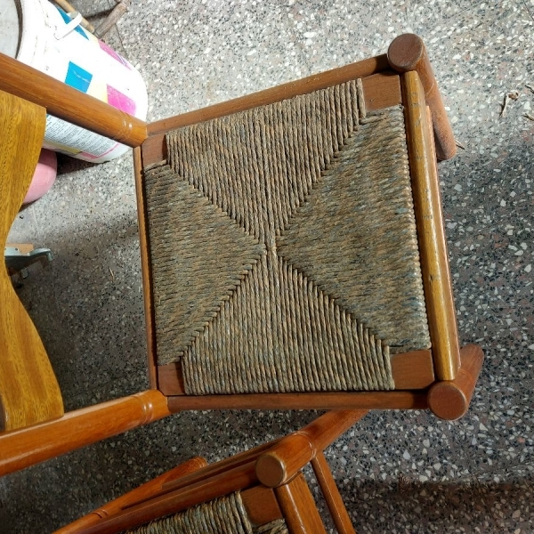 Vendo sillas deroble