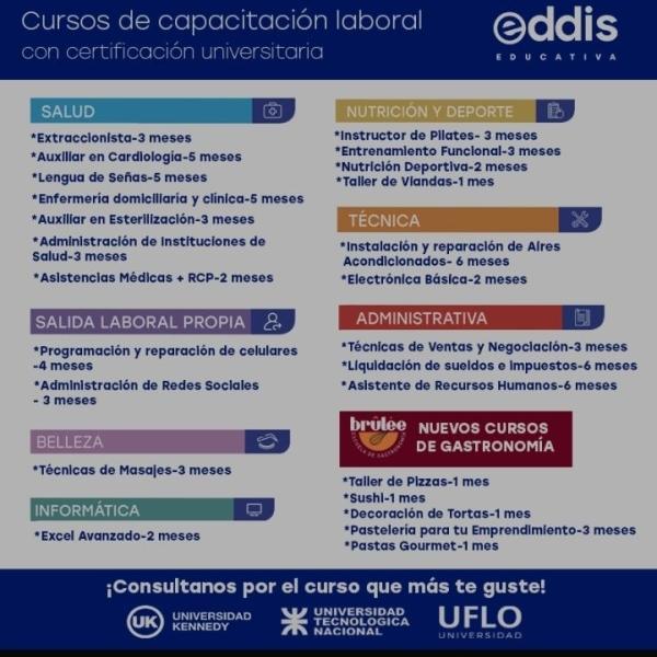 Súmate a EDDIS!!!