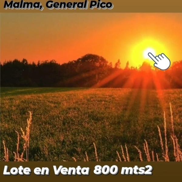 Terreno en V.E.N.T.A en Gral.Pico