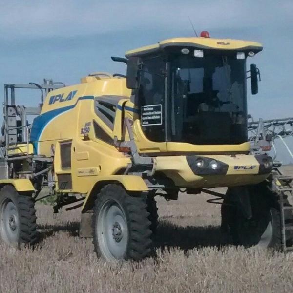Maquinista tractorista
