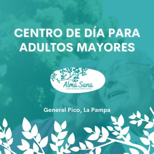 Centro de Dia para ADULTOS MAYORES