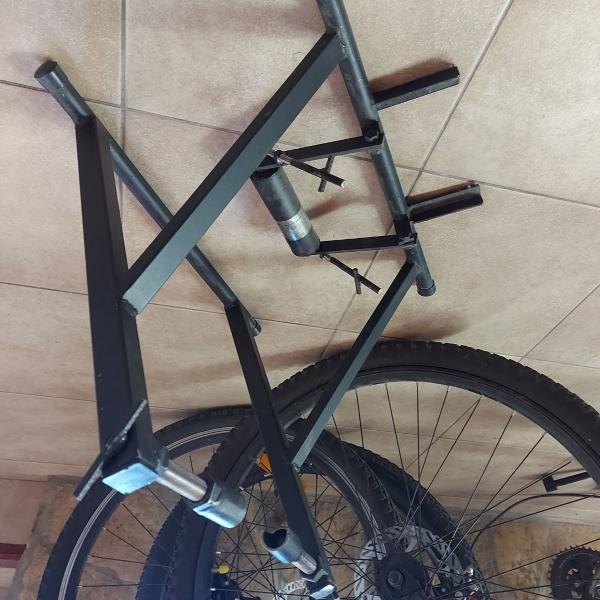Ejercitador para bicicleta