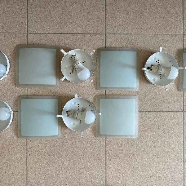 Vendo plafones techo usados 20x20 cm