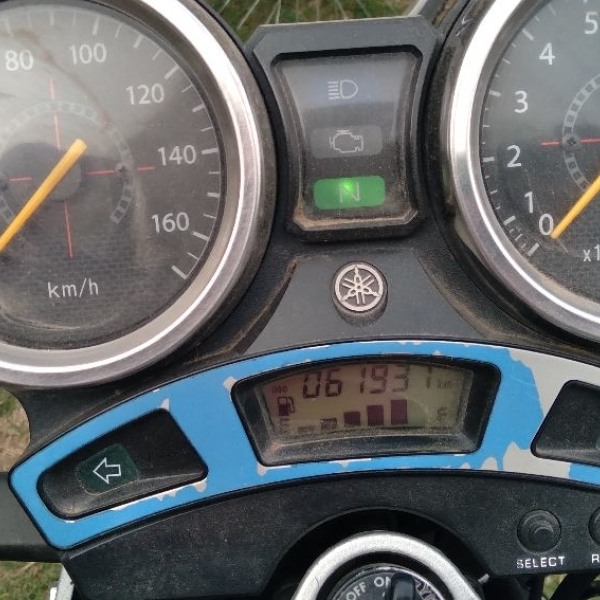 Vendo Yamaha ybr 250cc