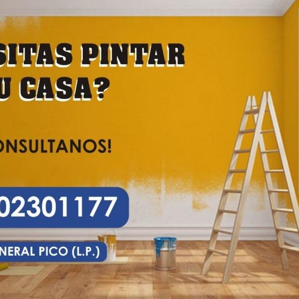 PINTOR // TRABAJOS DE PINTURA