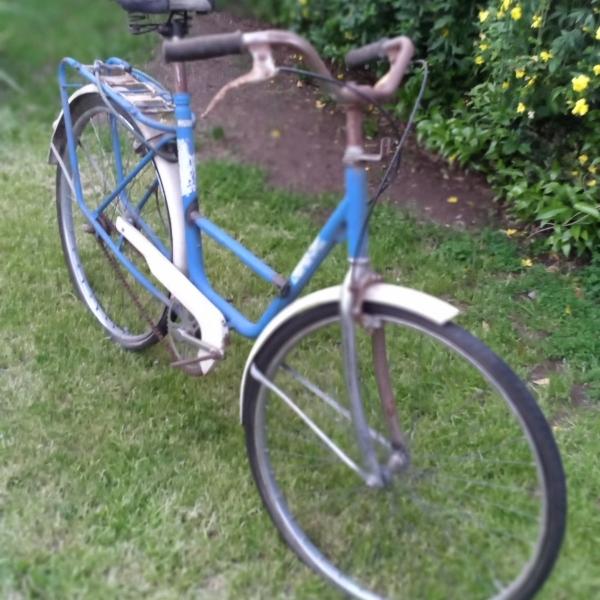 Vendo bicicleta museta, 3000 pesos CEL..14540042 gral pico