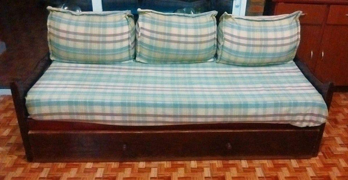 sill n doble cama hogar muebles y jard n
