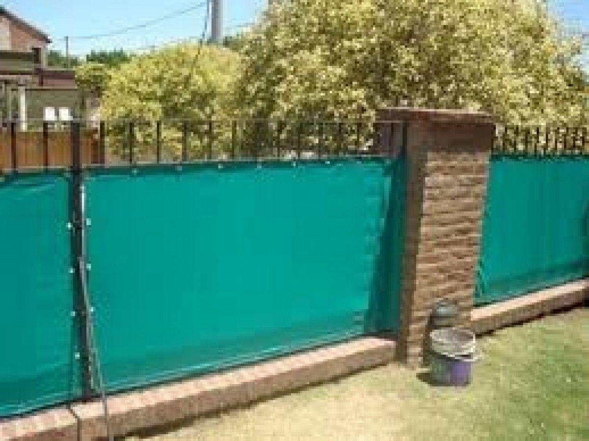 Lona para cerco hogar muebles y jard n for Casas de plastico para jardin mexico
