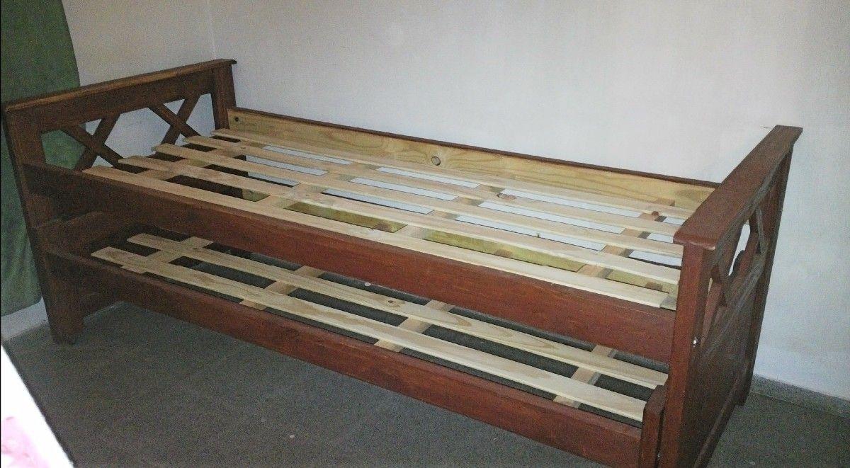 Vendo cama hogar muebles y jard n for Vendo sillon cama 1 plaza