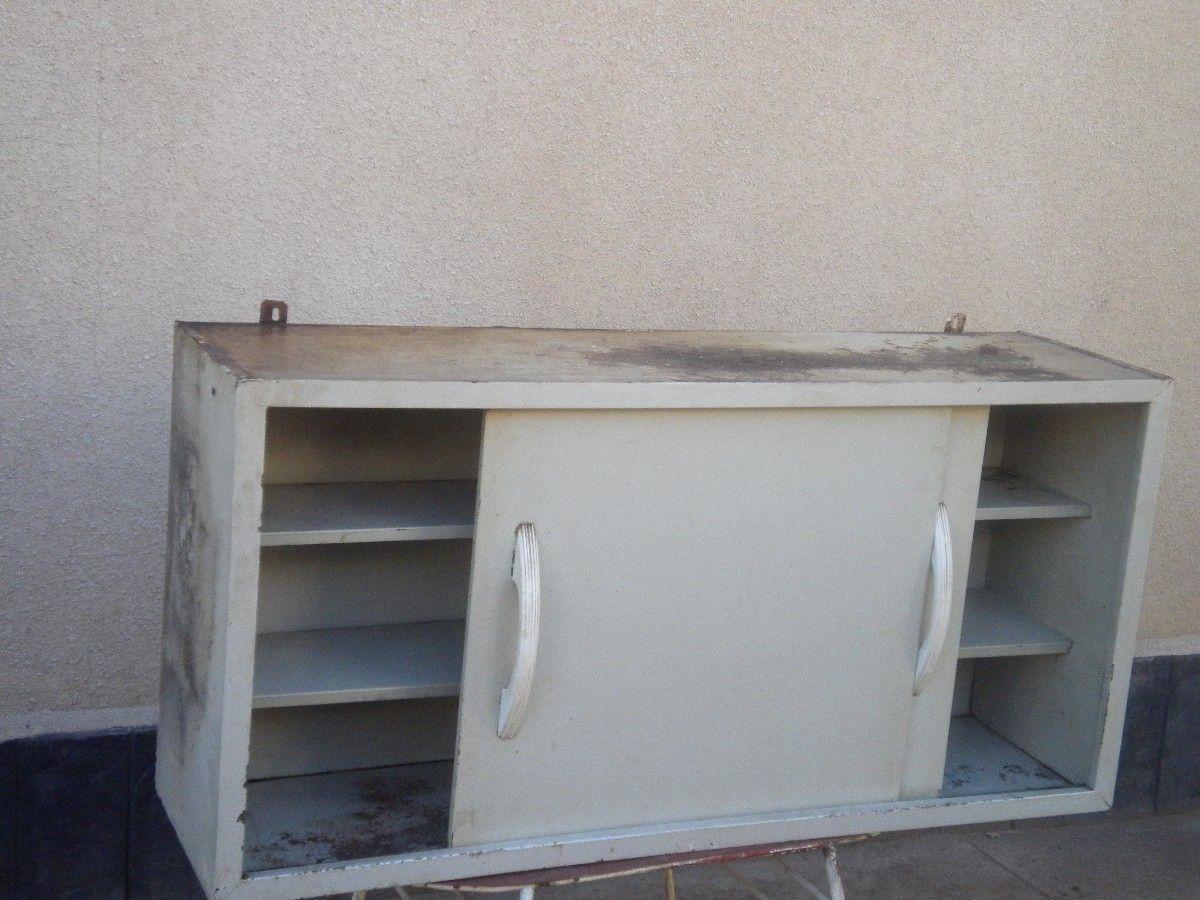 Vendo alasena antigua de chapa completa hogar muebles y for Muebles de chapa