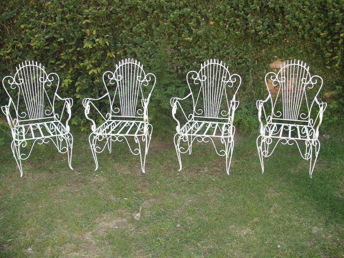 Juegos de jardin nuevos a estrenar hogar muebles y jard n for Juegos de jardin de hierro
