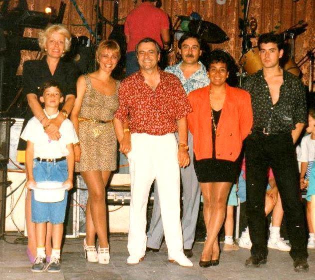 Cristina Lencioni (Fallecida) H Pregno, M.Bringas, S.Formigo, F.Cavalotto (fallecido) N.Tobarías
