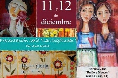 "Ana Uvilla presenta la serie, ""Las Cogotudas"" - InfoPico.com"