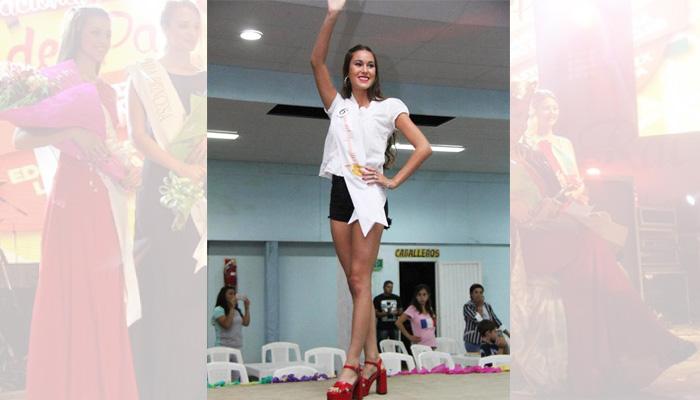 Catalina Silletta (19 años) representa al Club Numas de Tomas Manuel de Anchorena
