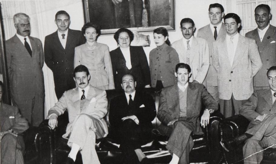 Todos los integrantes del primer Juzgado en lo Civil, Comercial, Laboral y Penal N° 2 de Santa Rosa