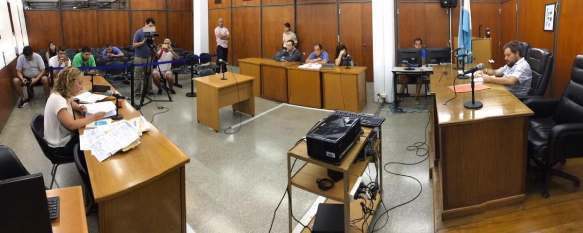 La audiencia de formalización que se había realizado el 2 de febrero