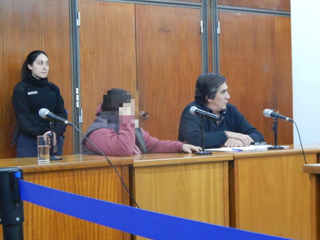 Segunda audiencia de formalización