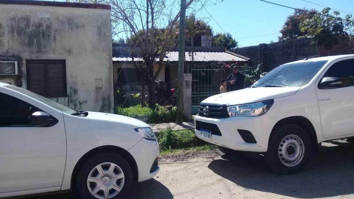 Allanamientos en la provincia de Corrientes