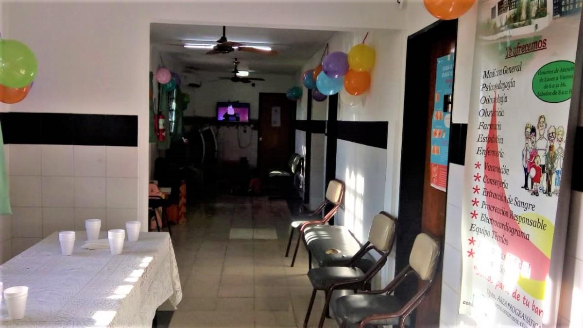 Centro de Salud de Barrio Este