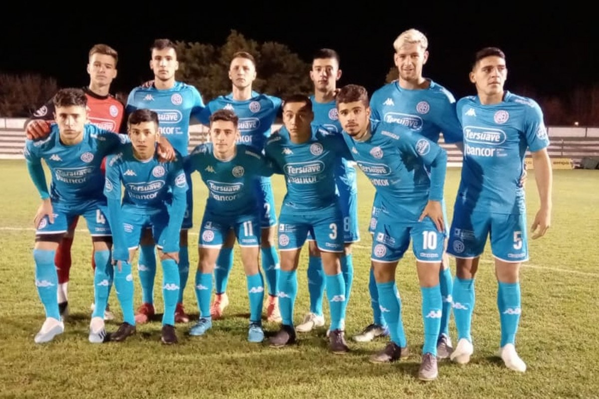 El equipo de Belgrano