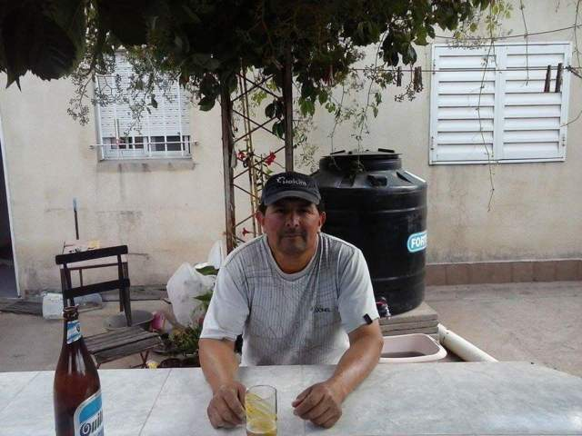 la víctima, Ramón Comán. (foto FAcebook)