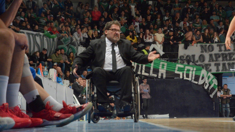 Dirigió a Pico FBC en la Liga Nacional y trabajó en Independiente: Conocé la emotiva historia de superación de Daniel Jaule